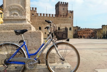 weekend in bici in Veneto